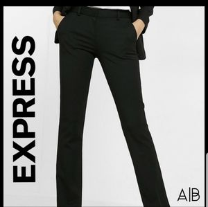 Express Columnist Barely Boot Pants